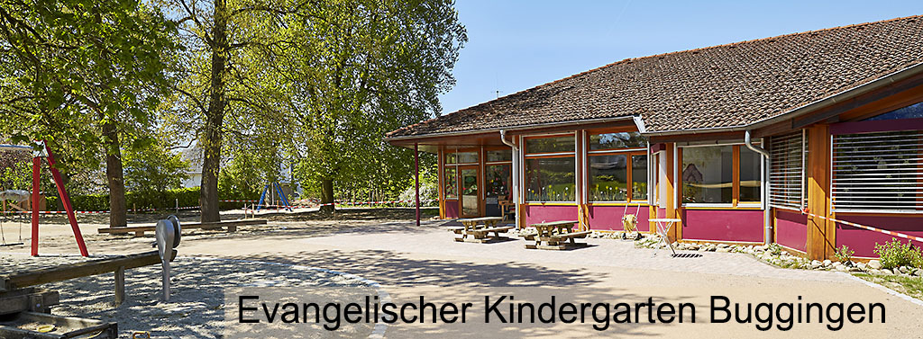 Evangelischer Kindergarten Buggingen